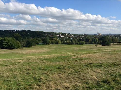 Parliament Hill, Hampstead Heath