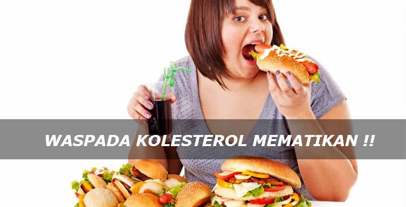 Bahaya Kolesterol Tinggi