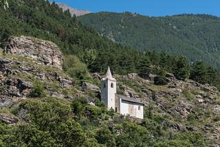 St. Ägidius am Schatzknott bei Kortsch