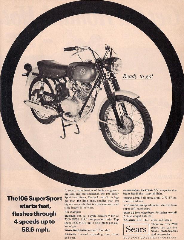 Sears 106 Super Sport