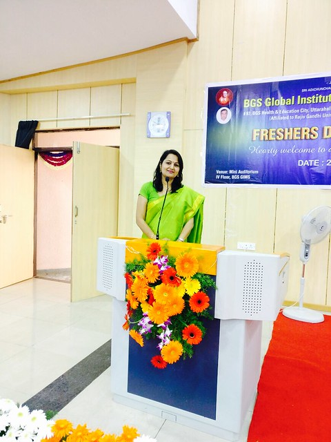 INAUGURATION DAY - 2016 17 BATCH - FRESHERS DAY