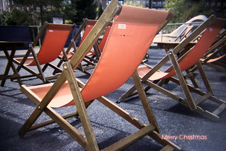 Deck Chairs (Merry Christmas)