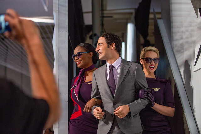 Delta Runway Reveal with Zac Posen