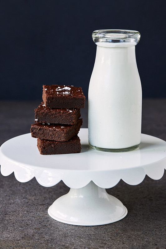 Grain-free Boosted Brownies {Paleo-Friendly}