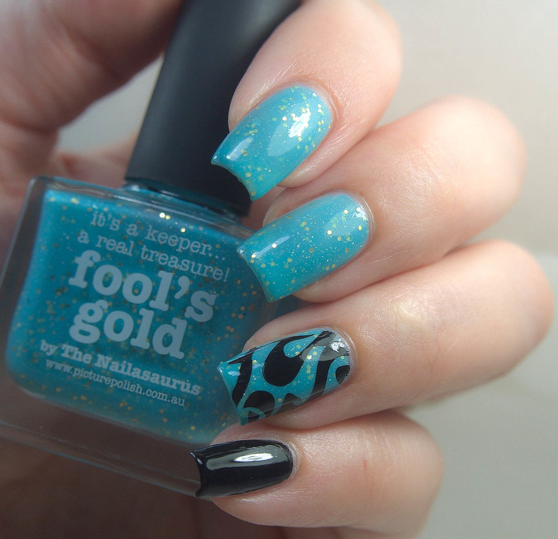 Picture Polish Fool´s Gold