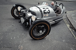 Morgan 3 Wheeler | by KlausKniehase / KneeRabbit