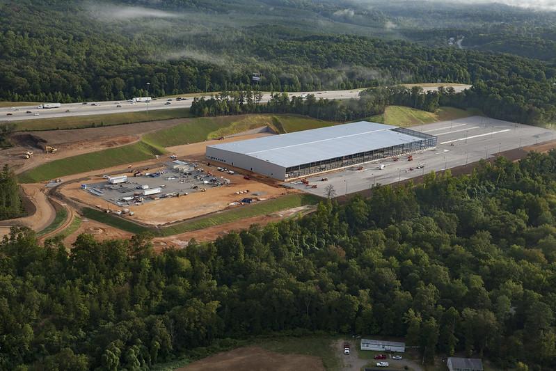 FedEx Ground construction | Chattanooga, Tenn.