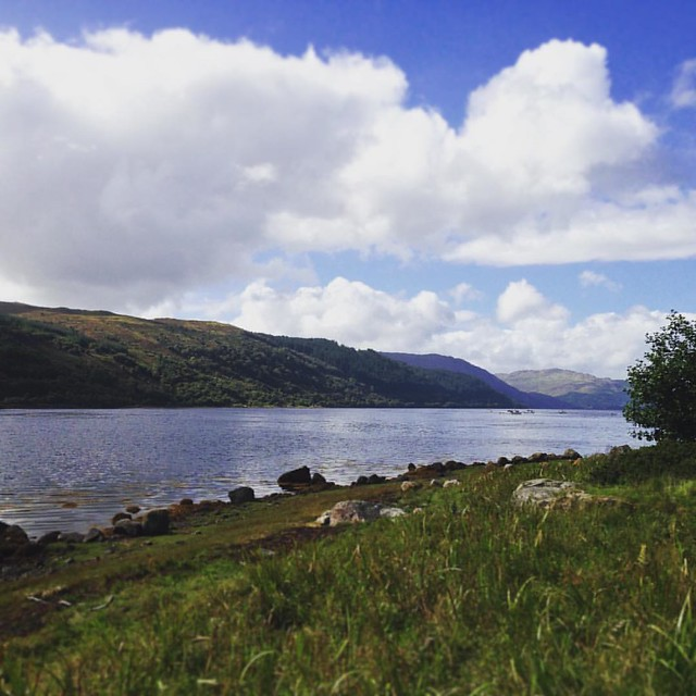 Eastern end of Loch Sunart, Scottish Highlands #scotland #lochsunart #scottishhighlands #scottishscenery #sealoch