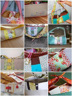 Week 18 Bread Baskets, Zakka sew along | by LRstitched