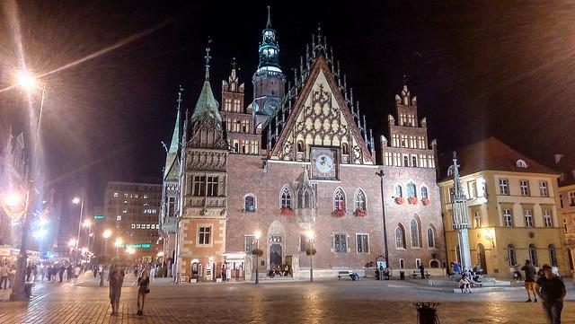 Wroclav Ratusz