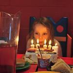 Bobbie and cake