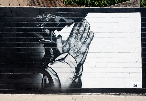 Joe Iurato, Welling Court Mural Project, 2012 | by gsz