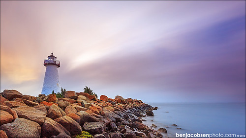 Ned's light, 10 stops | by benjacobsen