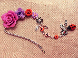 flower bookmark | by Swap-Berry