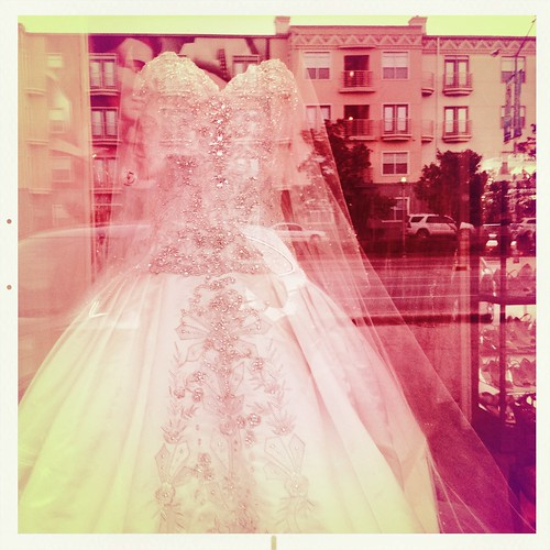 a wedding dress in dallas | by misschrista64