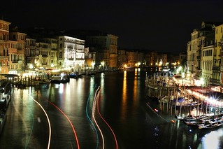 The Grand Canal at night | by The artist (formerly) known as Gene