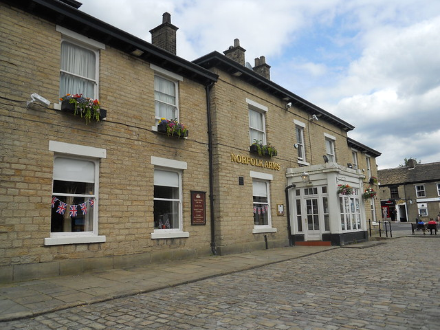 Norfolk Arms, Glossop