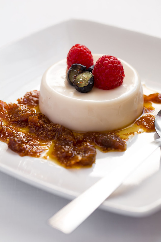 Vegan Panna Cotta