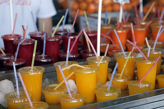 fruit juices | by David Lebovitz