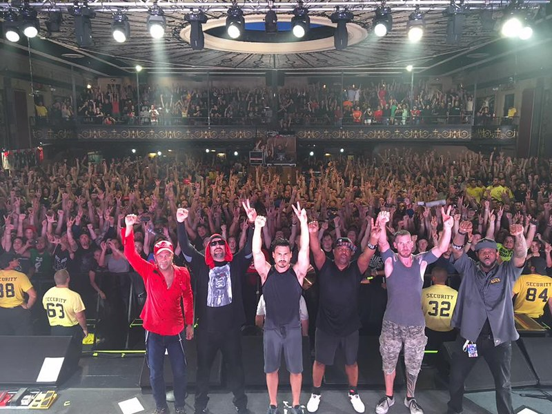 2016-08-31 Prophets Of Rage @ Rapids Theater