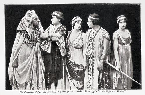 Gli ultimi giorni di Pompei (1913)
