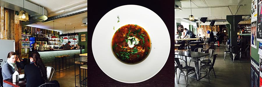 Tallinnan ravintolat Kivi Paber Käärid