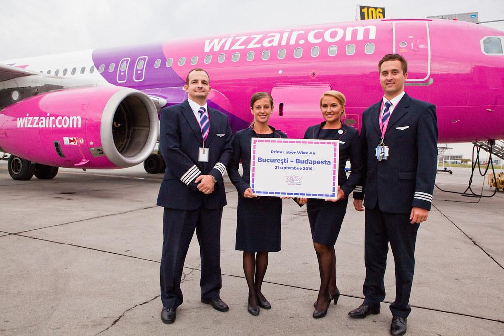 Elindult a Wizz Air bukaresti járata