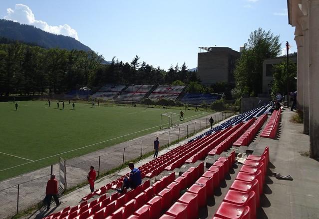.FC Tori Borjomi 0:0 Kocaeli Mtskheta