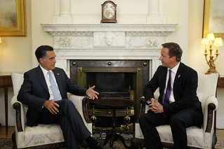 PM meets Mitt Romney | by The Prime Minister's Office