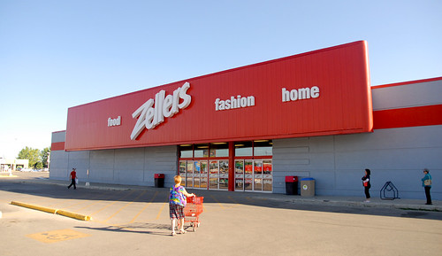 Zellers Closing Across Canada | by manitobaphotos.com