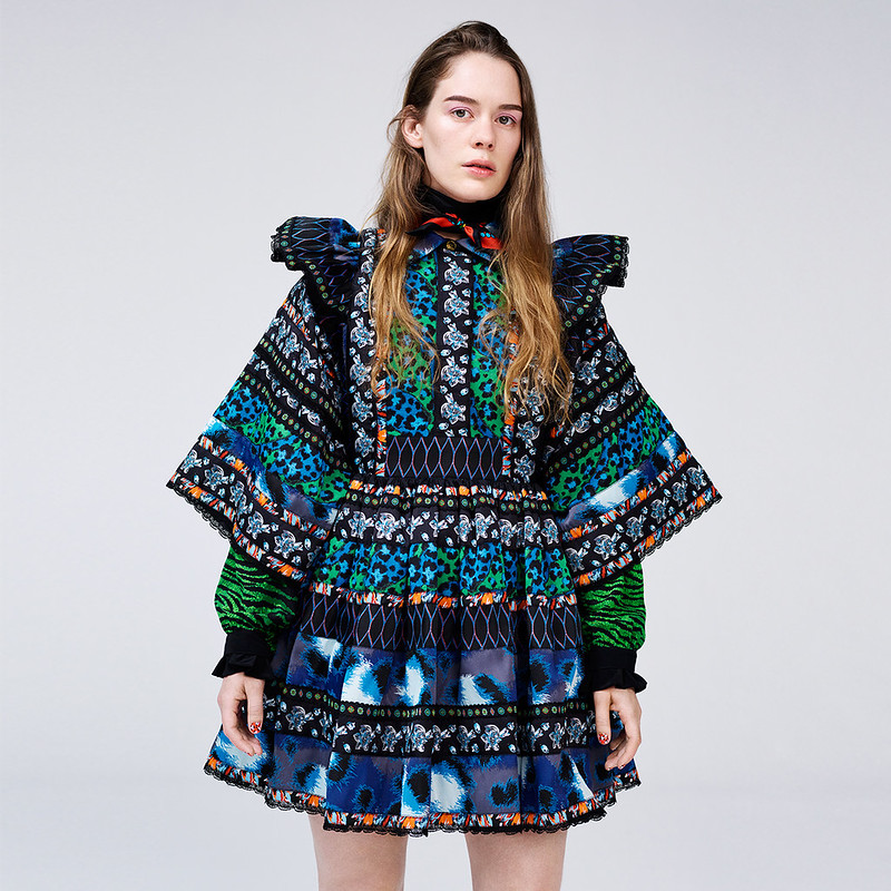KENZO x HM collection first glance Anna Lotterud