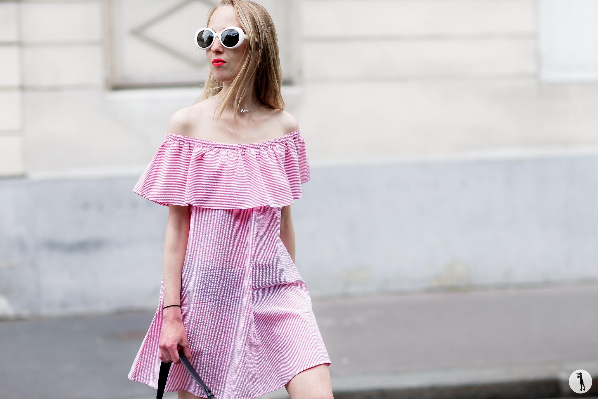 Alice Zielasko - Paris Fashion Week Menswear SS17 (4)