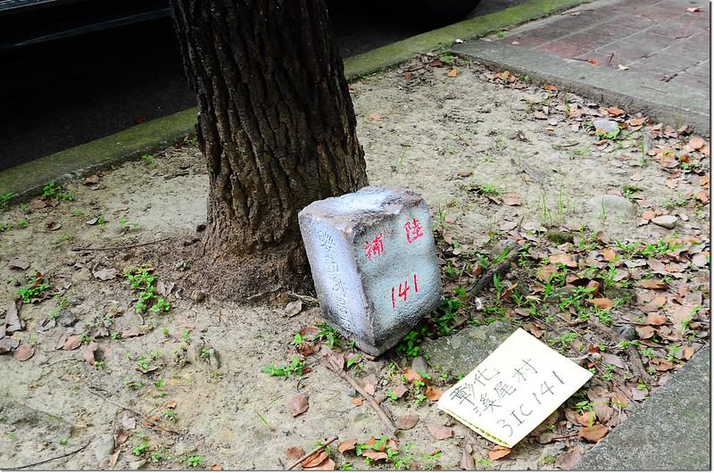溪尾村聯勤三等三角點(# 陸補141 Elev. 60 m) 3