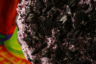 blackberry oreo cake 8 | by crumblycookie