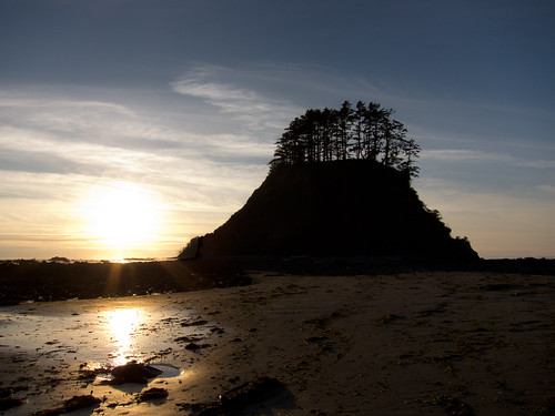 Cape Alava at Sundown | by MattAlbertson