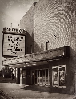 State Theater, Pecos, TX, 2006 | by podolux