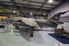 XZ499 003 - 912023 P32 - Royal Navy - British Aerospace Sea Harrier FA2 - 120807 - Fleet Air Arm Museum Yeovilton - Steven Gray - IMG_6012