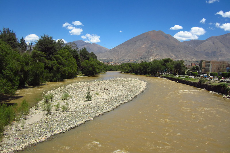 Views from Huánuco, Peru