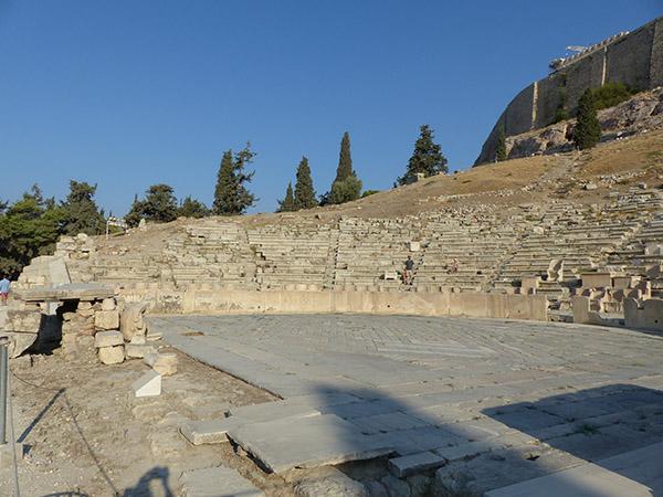 théâtre de dyonisos