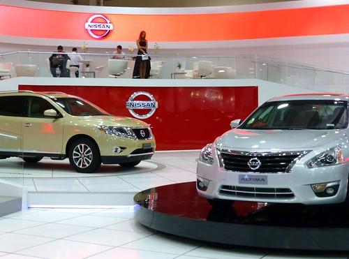 Salón del Automóvil 2012 - Nissan