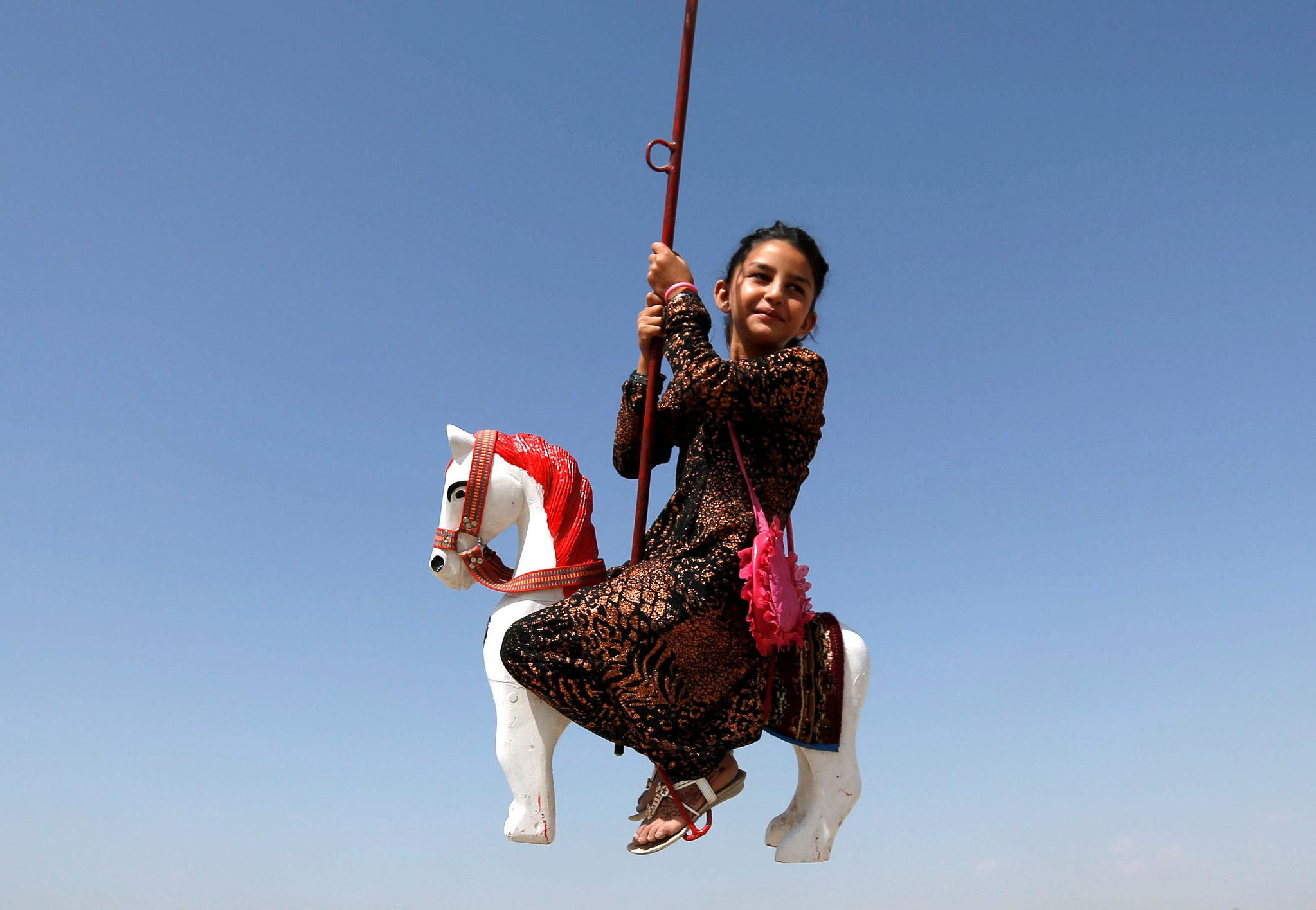 RELIGION-EID/AFGHANISTAN