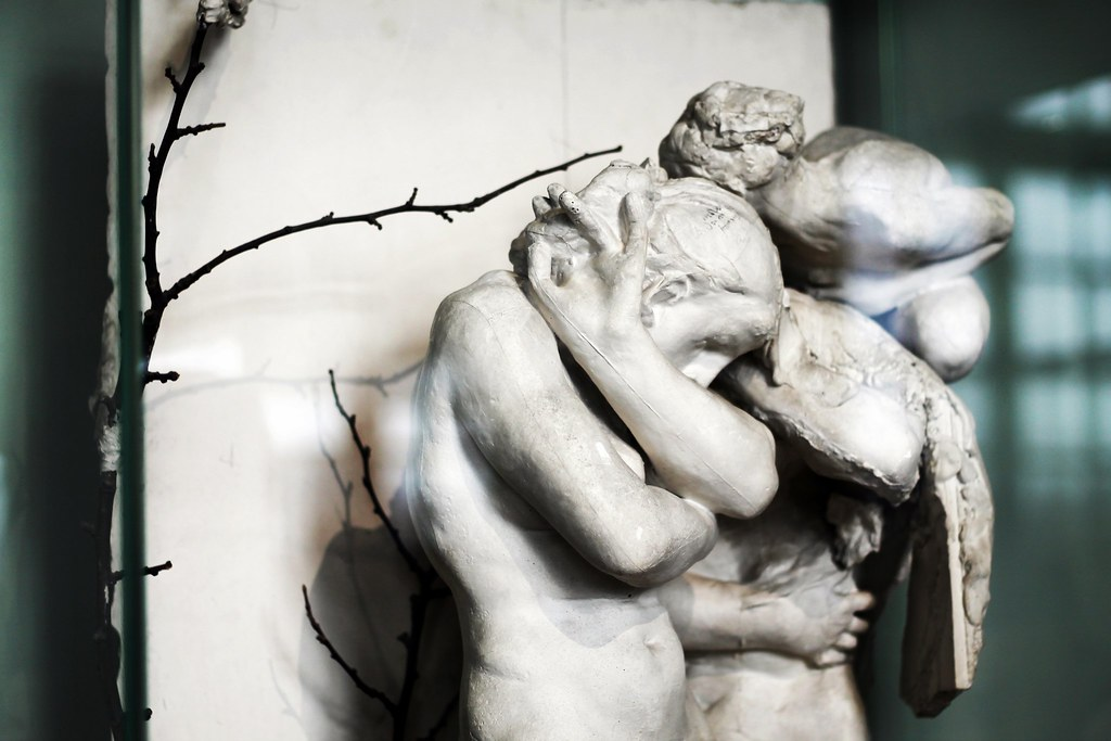 Drawing Dreaming - visitar o Museu Rodin