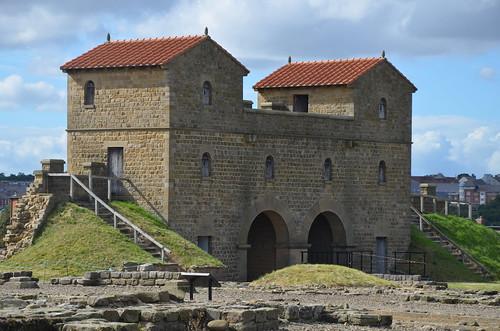 Arbeia Roman Fort Aug 16 (15)