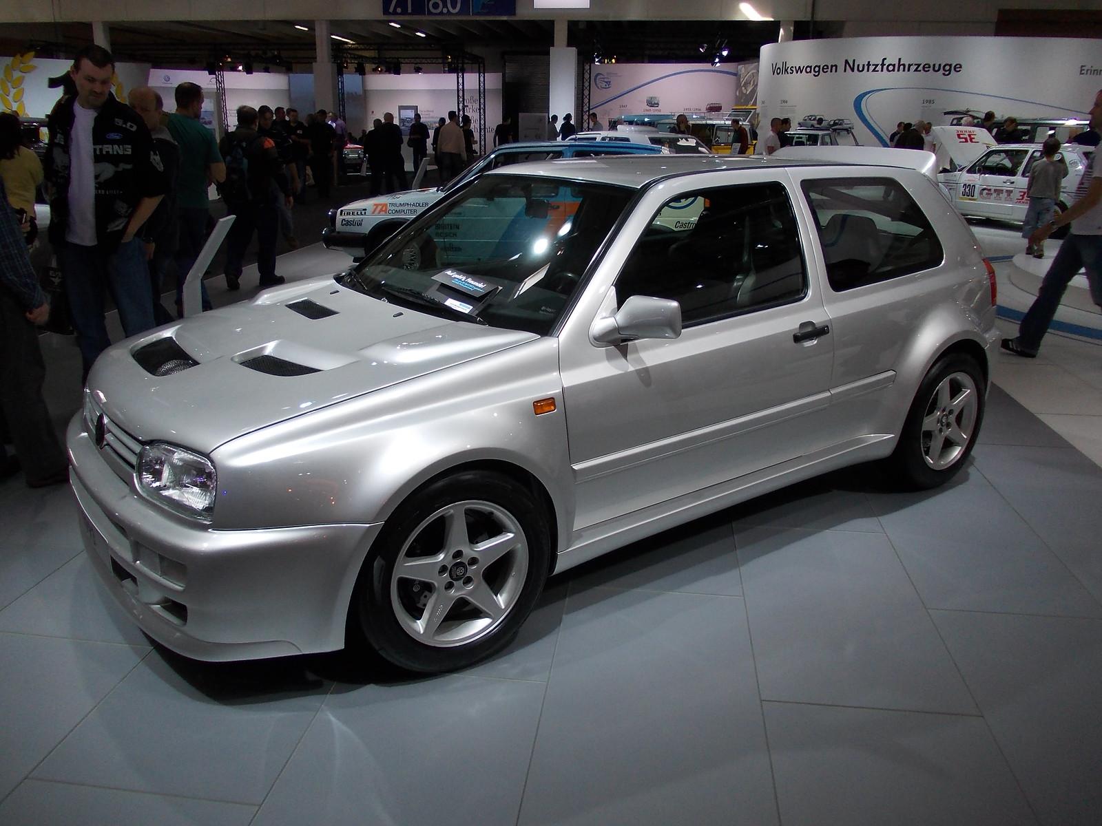 VW Golf III A59 Rallye Prototype 1993 -1-