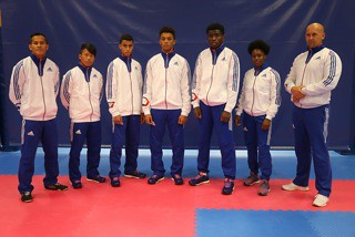 Equipe de France Sanda