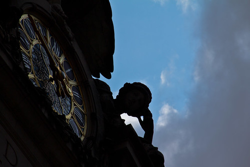 At the Chime of a City Clock | by Roblawol