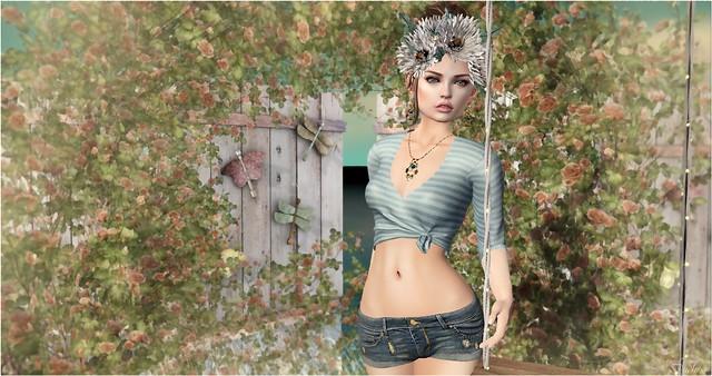 Gigi and the Secret Garden