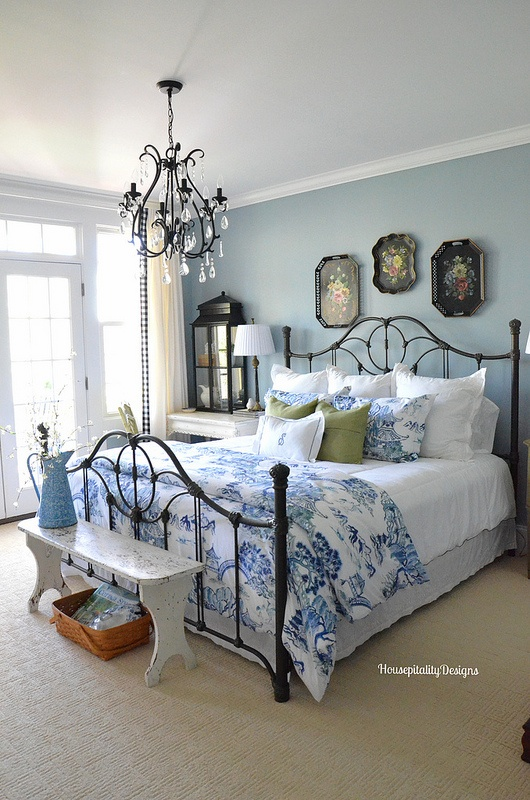 Guest Bedroom - Housepitality Designs