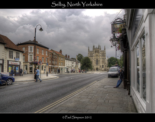 Selby Abbey | by Paul Simpson Photography