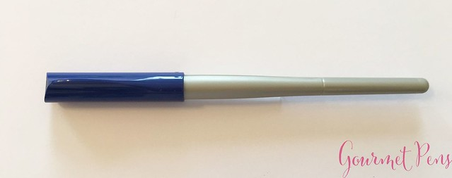 Review Pilot Parallel Modified Naifu Folded Nib @GoldspotPens @PilotPenUSA 5